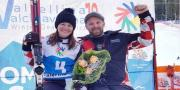 ZOI gluhih: Rea Hraski brončana i u superveleslalomu | Domoljubni portal CM | Sport