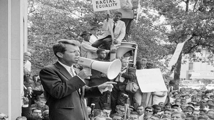 6. lipnja 1968. - Ubijen Robert Kennedy | Domoljubni portal CM | Svijet kroz povijest