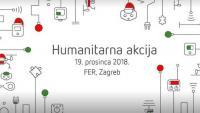 Humanitarno druženje s robotima na FER-u