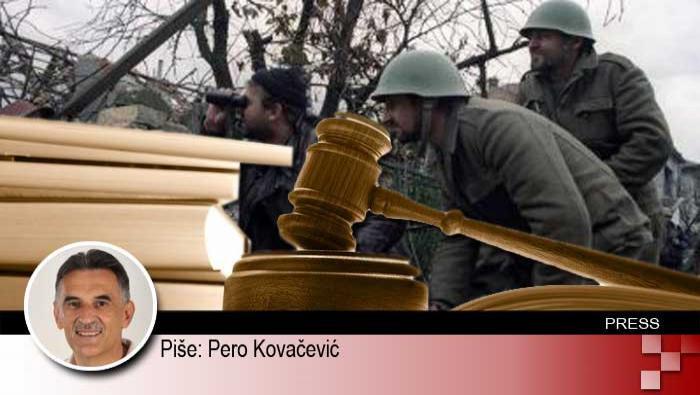 PERO KOVAČEVIĆ: Pravna analiza Nacrta Zakona o civilnim stradalnicima iz Domovinskog rata| Domoljubni portal CM | Press