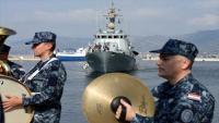 Povratak broda HRM-a 'Vukovar' iz operacije Sea Guardian