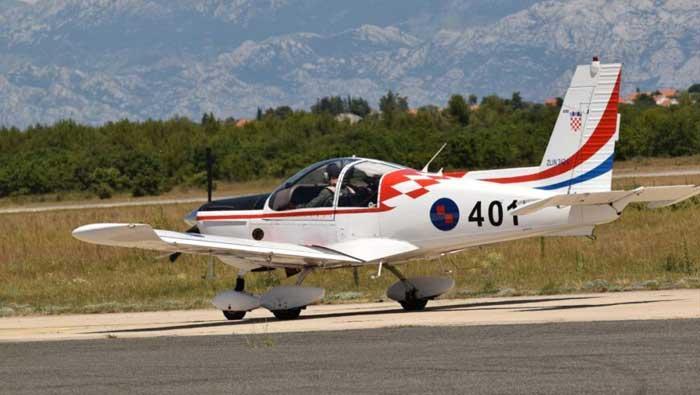 Započelo selekcijsko letenje novih naraštaja vojnih pilota | Domoljubni portal CM | Press