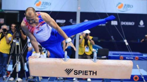 Odličan dan za hrvatske gimnastičare: Seligman, Banović i Tkalčec izborili plasman u finale | Domoljubni portal CM | Sport