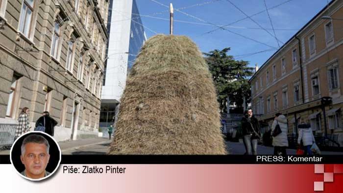 Riječani, stog je tu, ali gdje su jasle!? | Domoljubni portal CM | Press