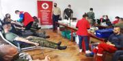 Sokolovi u akciji dobrovoljnog darivanja krvi u Našicama | Domoljubni portal CM | Press