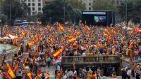 Nacionalni dan Španjolske: tisuće prosvjednika na ulicama Barcelone