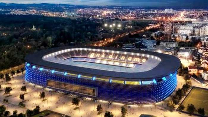 Predstavljen vizualni izgled novog stadiona u Maksimiru