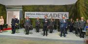 Svečana prisega 18. naraštaja kadeta Hrvatske vojske