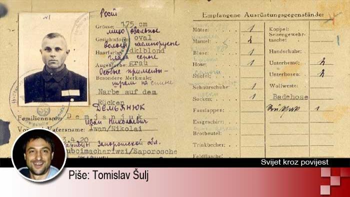 17.3.2012. preminuo Ivan Demjanjuk | Domoljubni portal CM | Svijet kroz povijest