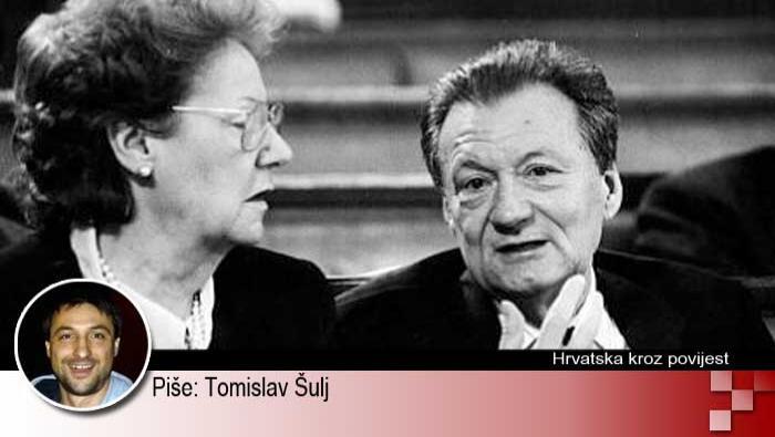 11. prosinca 1995. - umro Miko Tripalo | Domoljubni portal CM | Hrvatska kroz povijest