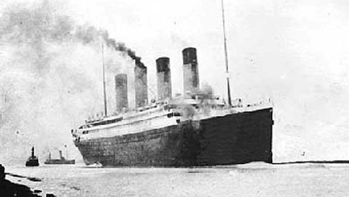 15. travnja 1912. - Godišnjica potonuća Titanica | Svijet kroz povijest