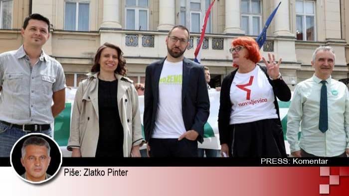 Istina o 'mladom lavu' hrvatske ultra-ljevice Tomislavu Tomaševiću| Domoljubni portal CM | Press