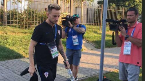 Vatreni i Rusi stigli na stadion, Kramarić u prvih 11 | Domoljubni portal CM | Sport