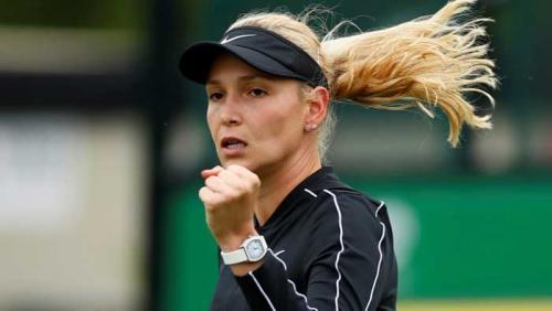 WTA Nottingham: Vekić treću godinu zaredom u polufinalu | Domoljubni portal CM | Sport