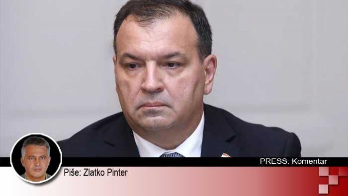 Poštovani ministre Beroš, Vama građani vjeruju, nemojte posustati! | Domoljubni portal CM | Press