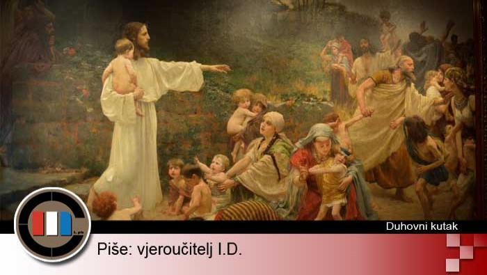 Poniznost (priznanje) pobjeđuje grješnost! | Domoljubni portal CM | Duhovni kutak