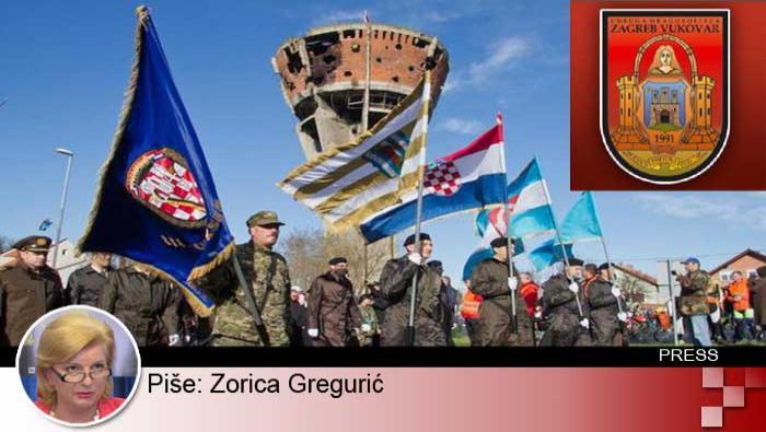 Podrška organizatorima prosvjeda protiv sporog procesuiranja ratnih zločina | Domoljubni portal CM | Press