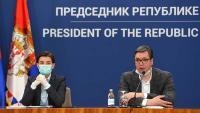 Srbija: Vučić najavljuje 24-satni policijski sat