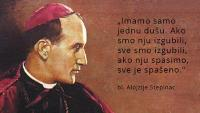 Svetost blaženika Alojzija Stepinca ne ovisi o bilo komu, pa ni o papi Franji | Domoljubni portal CM | Duhovni kutak