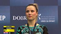 Ana Đerek osvojila zlato na Svjetskom kupu u Osijeku | Domoljubni portal CM | Sport