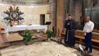 Izgradnja Kapele hrvatskih svetaca i blaženika u Betlehemu   Domoljubni portal CM   Duhovni kutak