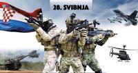 Prigodni program na Jarunu povodom 27. obljetnice OS RH | Domoljubni portal CM | Press