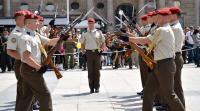 Na Trgu sv. Marka započelo obilježavanje Dana Hrvatske vojske