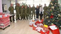 Pripadnici Vojne policije uručili donaciju Klinici za dječje bolesti Zagreb