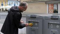 Predstavljen 'EcoMobile' - sustav beskontaktnih pametnih spremnika za otpad