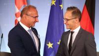 Hrvatska i Njemačka zajednički pripremaju predsjedanje Europskim vijećem