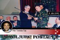 MILJENKO FILIPOVIĆ - JEDAN OD PRVIH ZAPOVJEDNIKA SPECIJALNIH VOJNIH POSTROJBI HRVATSKE VOJSKE (4/4) | Domoljubni portal CM | U vihoru rata