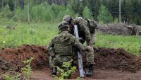 Pripadnici 1. HRVCON-a u Litvi na međunarodnoj vojnoj vježbi | Domoljubni portal CM | Press