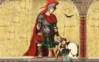Sveti Florijan: mučenik, zaštitnik vatrogasaca | Crne Mambe | Duhovni kutak