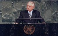 TUĐMAN U UN-u (22.10.1995.) | Domoljubni portal CM | Hrvatska kroz povijest
