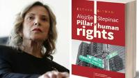 Predstavljena knjiga dr. Esther Gitman 'Alojzije Stepinac Pillar of Human Rights'