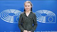 Papa Franjo ohrabrio švedsku tinejdžericu: 'Samo tako, Greta'
