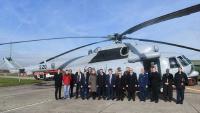 Prvi helikopter Mi-171Sh stigao s remonta u ZTC | Domoljubni portal CM | Press