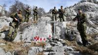 26. godišnjica pogibije pripadnika specijalnih snaga, bojnika Nenada Mataka – Mehe