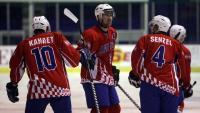 Prva pobjeda hrvatskih hokejaša na SP-u Divizije I   Domoljubni portal CM   Sport
