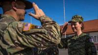 Hrvatskim vojnicima u Poljskoj uručena priznanja | Domoljubni portal CM | Press