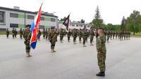 Pripadnici 6. hrvatskog kontingenta ispraćeni u NATO eFP u Poljsku