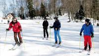 Kadeti 13. naraštaja na tečaju skijanja na Sljemenu | Domoljubni portal CM | Press