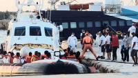 Italija pristala prihvatiti migrante s danskog tankera
