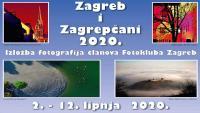 Izložba 'Zagreb i Zagrepčani' u galeriji 'Zvonimir' | Domoljubni portal CM | Kultura