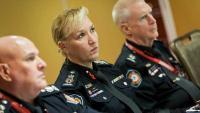 Queensland: Hercegovka na čelu policije - Katarina (Bošnjak) Carroll | Domoljubni portal CM | Hrvati u svijetu