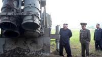 Kim nadgledao testiranje 'super-velikoga' raketnog bacača