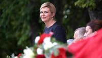 Predsjednica Grabar-Kitarović Hrvatima u SAD-u: 'Hvala vam na domoljublju'
