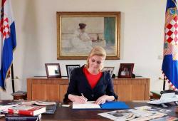 Ured predsjednice o Izjavi SNV-a