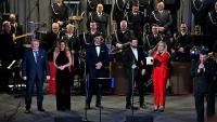 Održan koncert 'Valentinovo sa Jazz orkestrom HV-a' u Domu HV-a | Domoljubni portal CM | Kultura