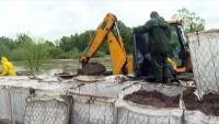 Hrvatska Kostajnica: izvanredno stanje obrane od poplava